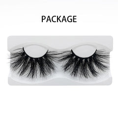 25mm Real Mink Lashes E72