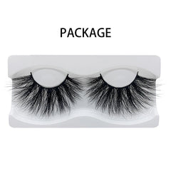 25mm Real Mink Lashes E82
