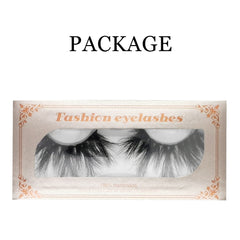 25mm Real Mink Lashes E88