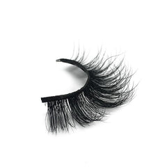Mink False Lashes HP-15