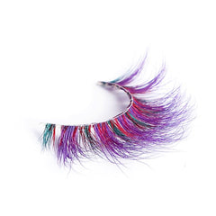 Halloween Color Mink Lashes CL02