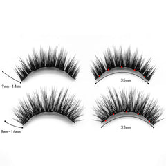 Magnetic Eyeliner With 5 Magnets Lashes (2 Pairs) ZY05