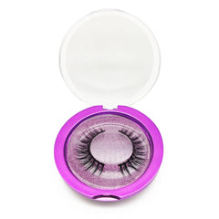Faux Mink False Eyelashes FY05 (Purple Box)