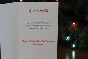 Christmas Card - Single Card