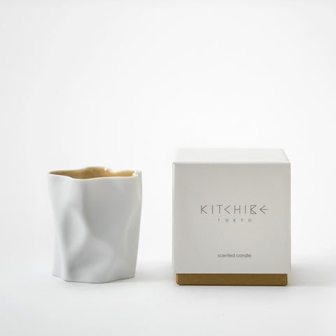 KITCHIBE - Crinkle Candle