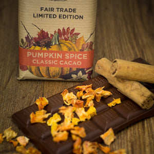 Classic Cacao Pumpkin Spice Edition