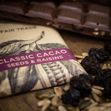 Load image into Gallery viewer, Classic Cacao with Raisins and Toasted Seeds