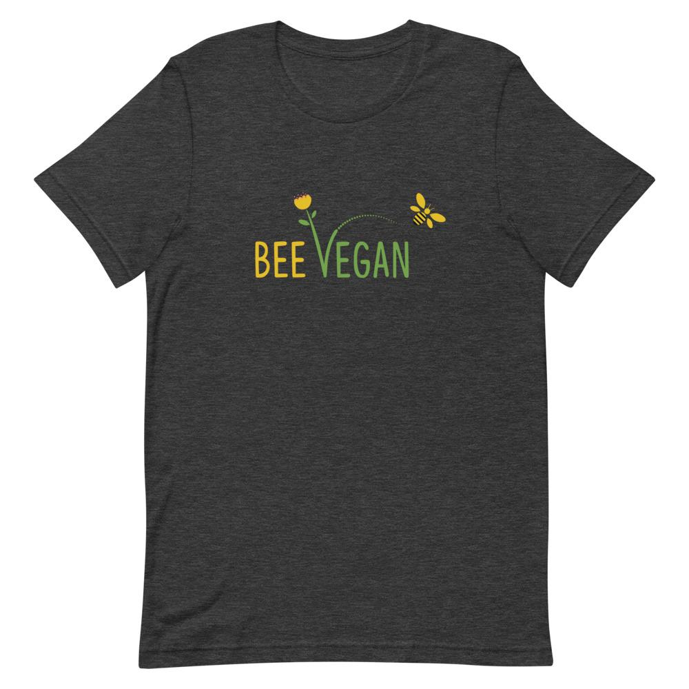 Bee Vegan Short-Sleeve Women's T-Shirt