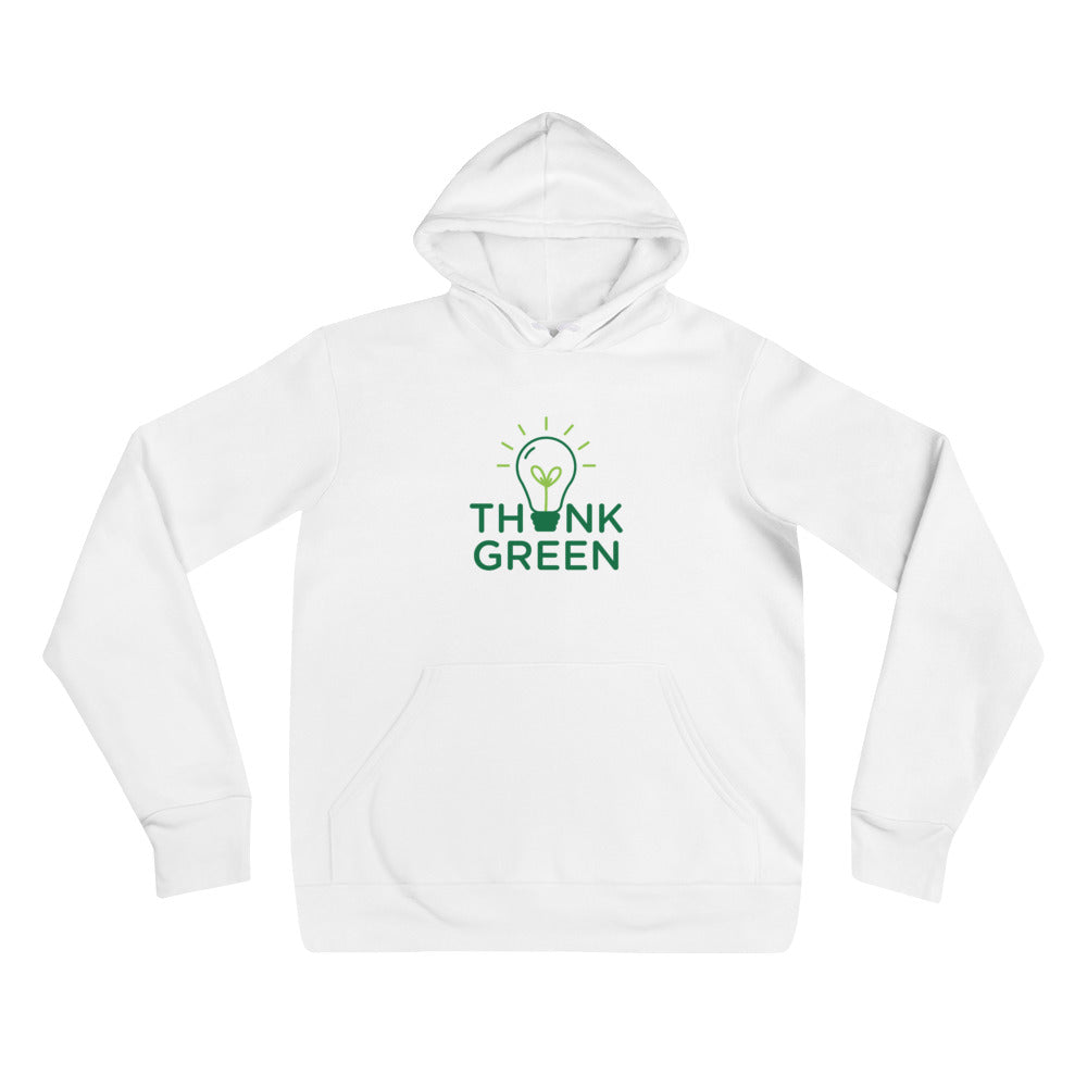 Think Green Women's Hoodie