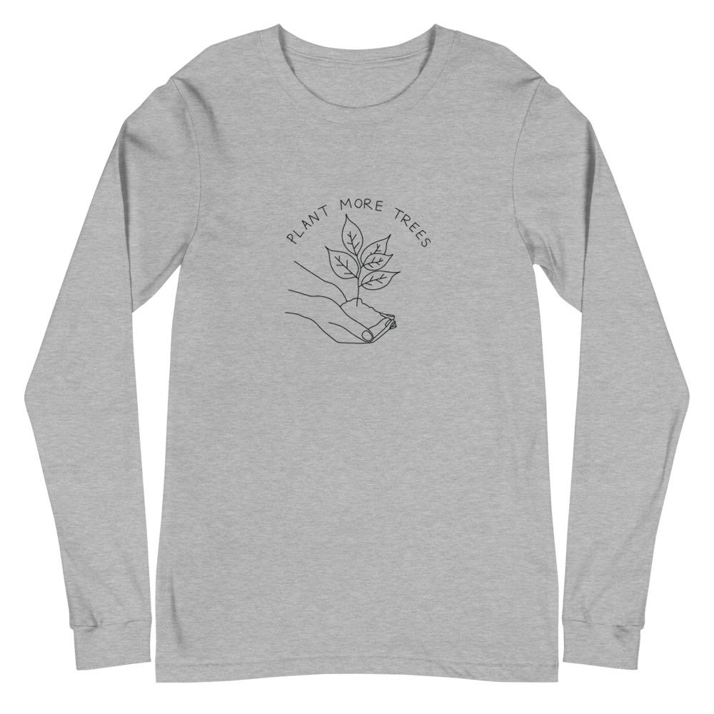 Plant More Trees Women's Long Sleeve Tee