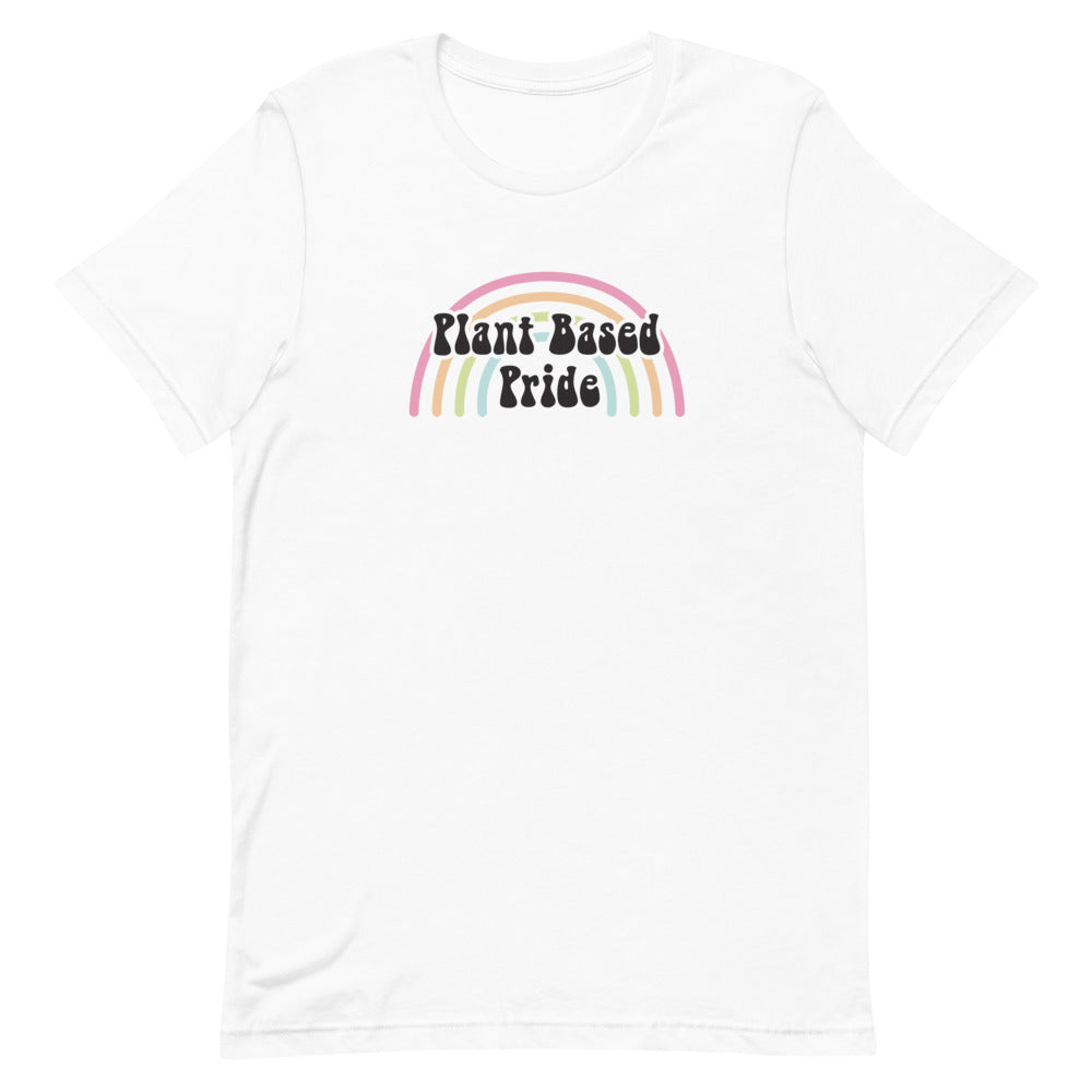 Plant Based Pride Short-Sleeve Women's T-Shirt