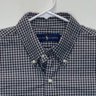 Ralph Lauren Blue Label Mens Checked Shirt Multicolor Medium