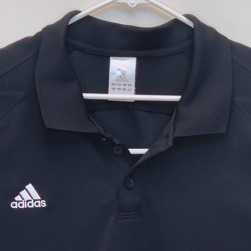 Adidas Mens Golf Polo Black XL