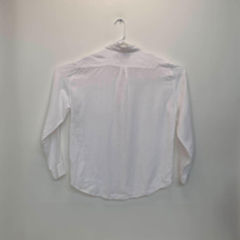 Vineyard Vines Mens Linen Shirt White Medium