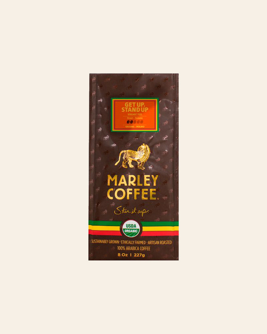 Marley Coffee / Get Up Stand Up
