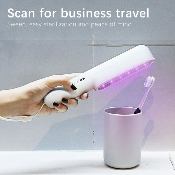 Disinfectant UV Light