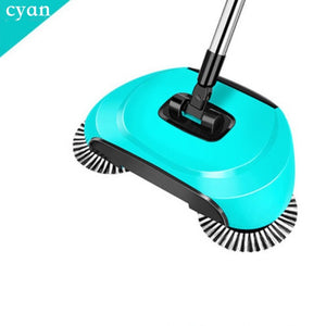 Magic Broom Stainless Steel Sweeper