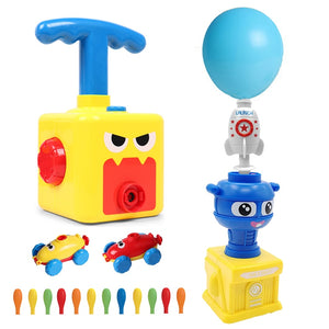 Rocket Balloon Toy