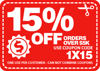 15% Off Order Coupon