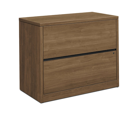 HON Two-Drawer Lateral File