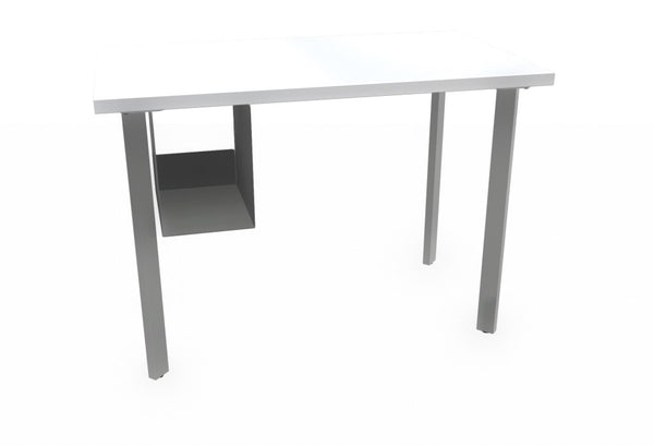 Coze Table Desk with Storage Bin