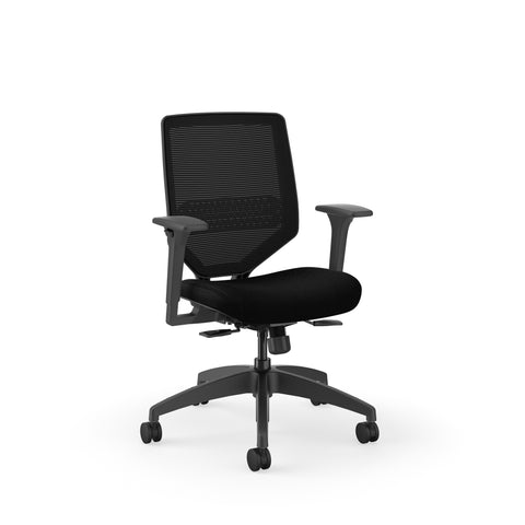 Solve Mesh Back Task Chair