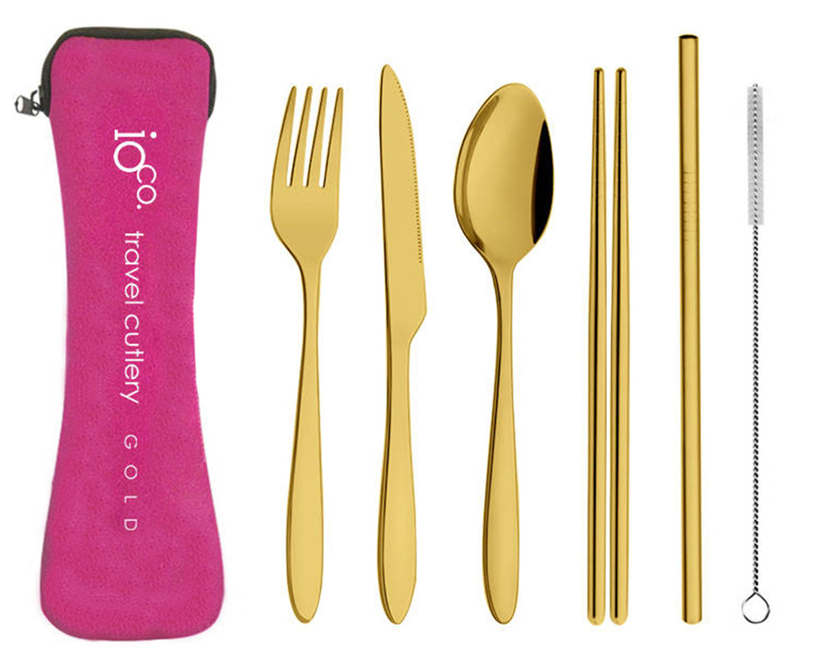 Stainless Steel Travel Cutlery