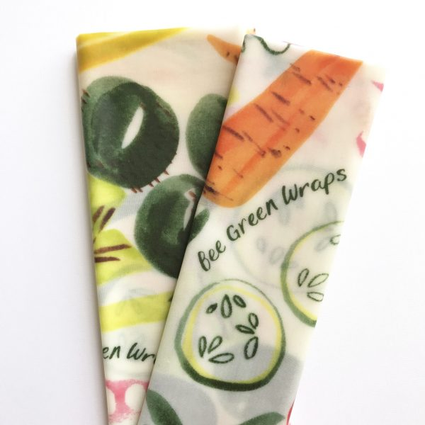 BeesWax Food Wraps - Lunch Set