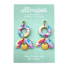 Load image into Gallery viewer, GLAM Small Statement Earrings