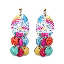 Load image into Gallery viewer, GLAM Statement Earrings