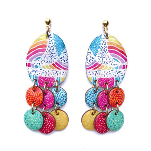 GLAM Statement Earrings