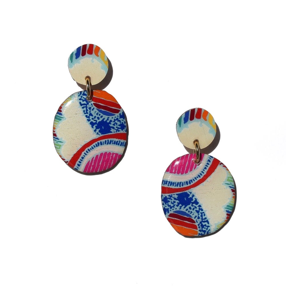 ARC Earrings Mini