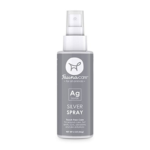 Fauna Care Silver Spray 2 oz