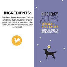 Load image into Gallery viewer, I And Love And You Nice Jerky Bites Chicken + Duck Dog Treats