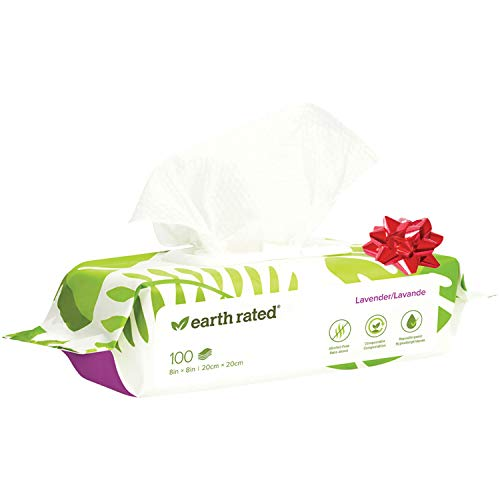 Earth Rated Dog Wipes (100ct)