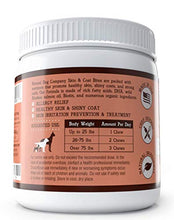 Load image into Gallery viewer, Natural Dog Company Skin & Coat Supplement