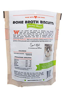 Brutus Broth Dog Biscuits