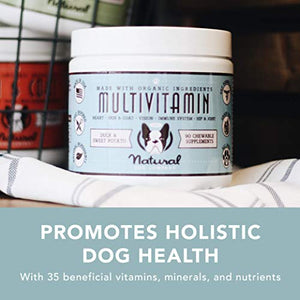 Natural Dog Company Multivitamin Supplement
