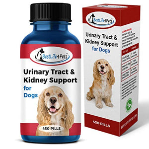 BestLife4Pets Dog UTI Bladder Support Supplement