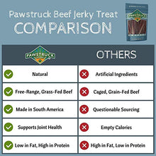 Load image into Gallery viewer, Pawstruck Beef Jerky Dog Treats