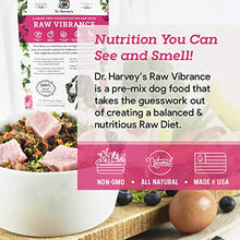 Load image into Gallery viewer, Dr. Harvey's Raw Vibrance Dog Food