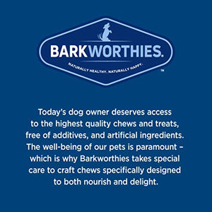 Barkworthies Bully Stick Bites Dog Treats