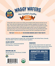 Load image into Gallery viewer, Bow Wow Labs Waggy Wafers All Natural Dog Treats (Salmon)