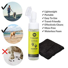 Load image into Gallery viewer, Furovo Travel Paw Cleaner Kit