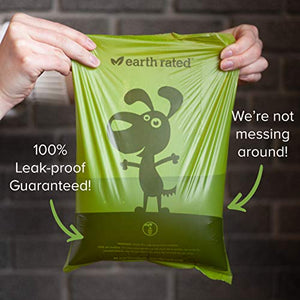 Earth Rated Grab & Go Dog Poop Bag (300ct)