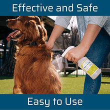 Load image into Gallery viewer, Wondercide Natural Products - Flea, Tick and Mosquito Control Spray for Dogs, Cats, and Home - Flea and Tick Killer, Prevention, Treatment - Eco-Friendly and Family Safe – 32 oz Lemongrass