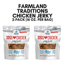 Load image into Gallery viewer, Farmland Traditions Dogs Love Chicken Premium Jerky Treats