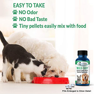 Walk-Easy  Hip and Joint Pet Supplement