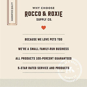 Rocco & Roxie Argan Oil Dog Shampoo and Conditioner
