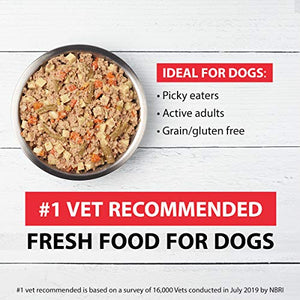 JustFoodForDogs Beef & Russet Potato Dog Food